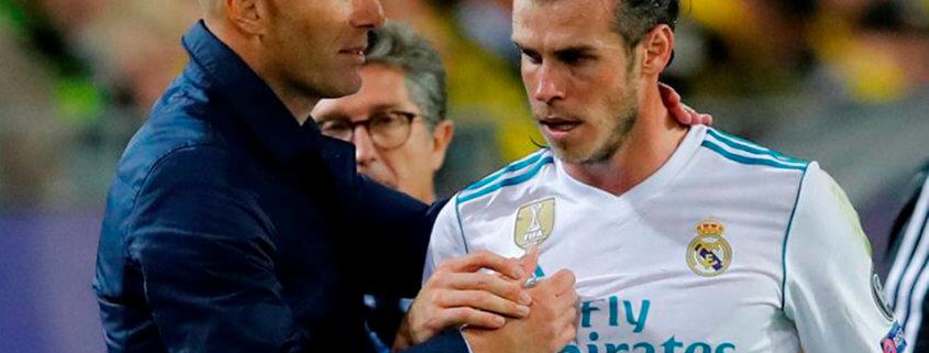 G. Bale con el coaching deportivo